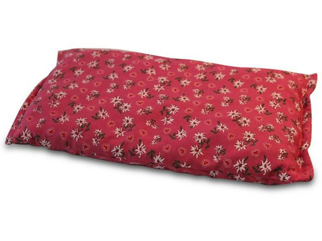 Cuscino con noccioli di ciliegia