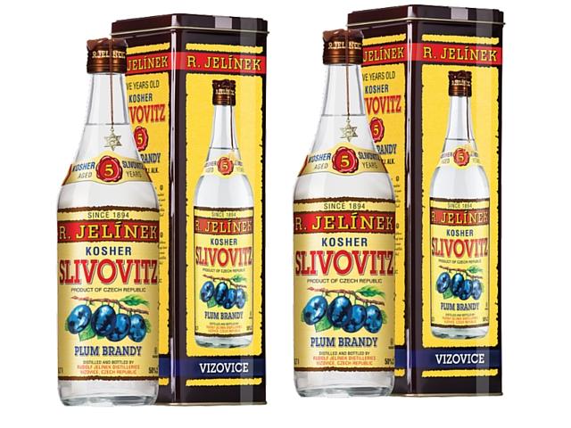Bottiglie-di-Slivovitz