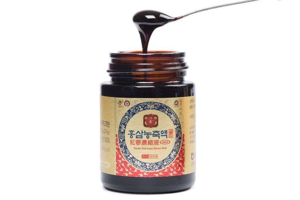 vasetto ginseng rosso coreano
