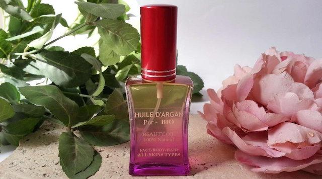 Cosmetici a base di olio di Argan